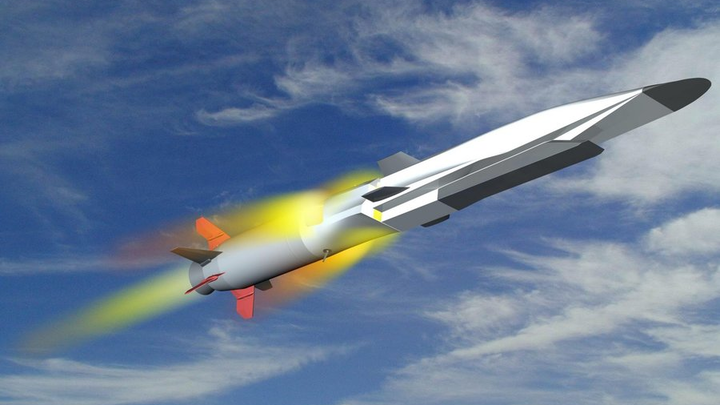 Hypersonic Missile 11 June 2019