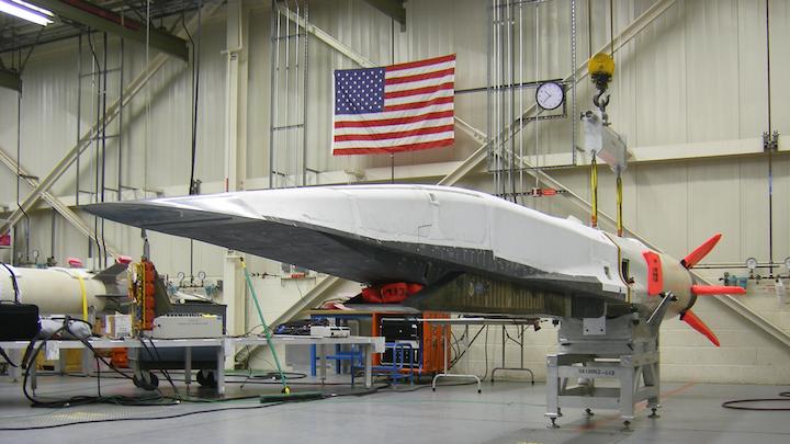 Hypersonic 6 June 2019