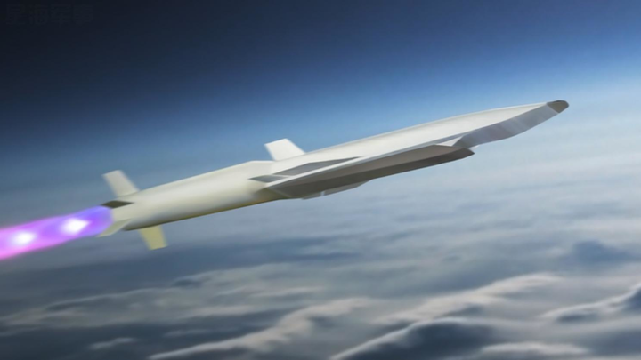 Hypersonic Missile 18 June 2019