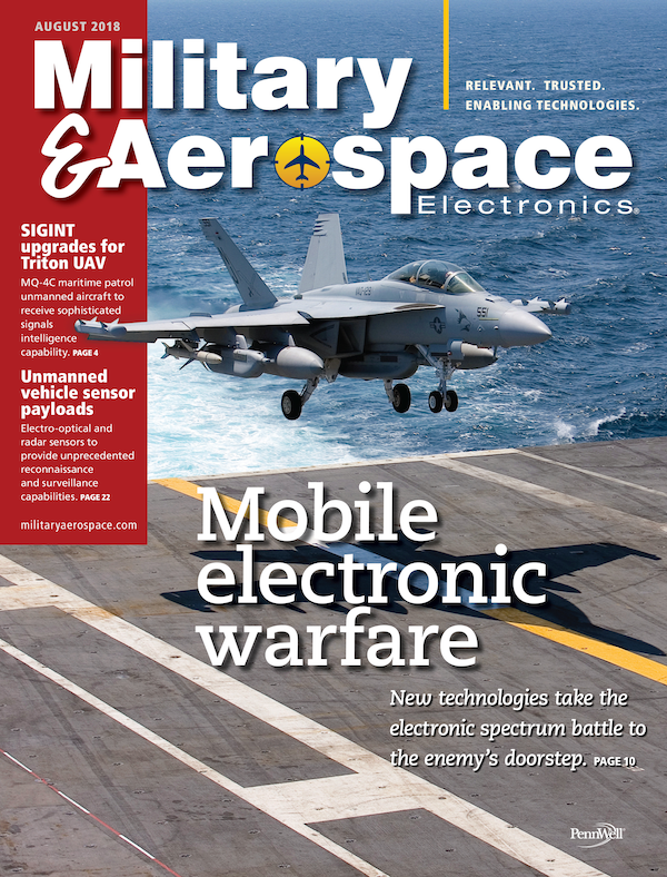 Military & Aerospace Electronics Volume 29, Issue 8