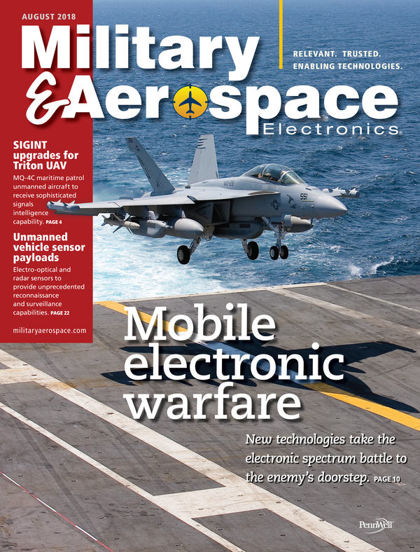 Military & Aerospace Electronics Volume 29, Issue 8