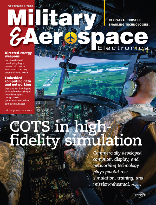 Military & Aerospace Electronics Volume 29, Issue 9