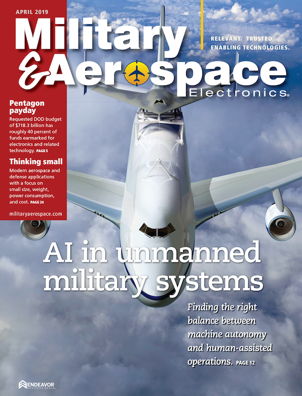 Military & Aerospace Electronics Volume 30, Issue 4