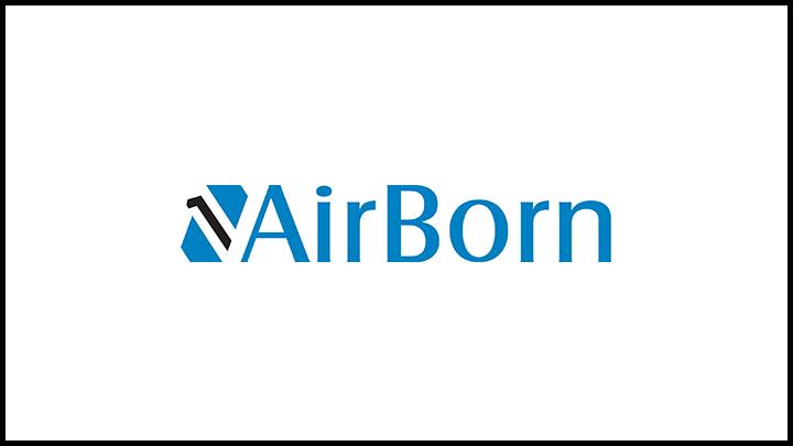 Air Born Logo 2016 X70