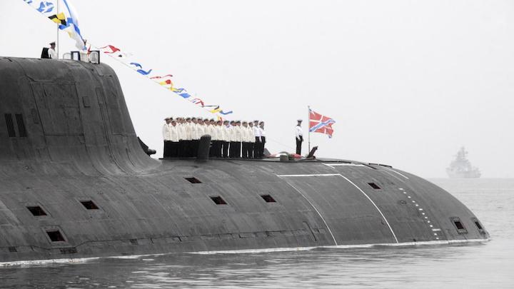 Russia Submarine 1 July 2019