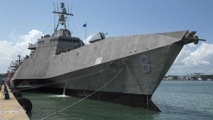 Littoral Combat Ship 30 July 2019