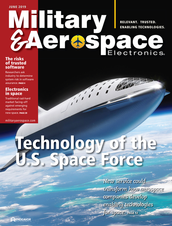 Military & Aerospace Electronics Volume 30, Issue 6