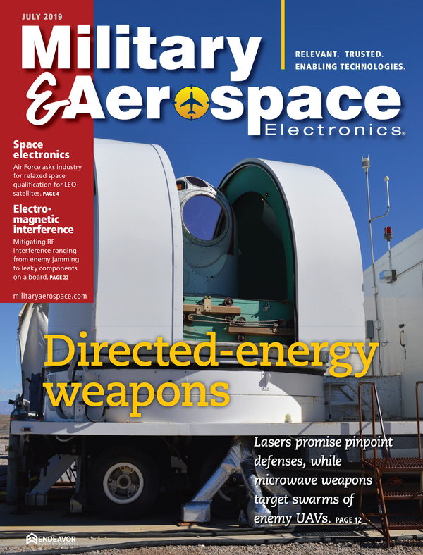 Military & Aerospace Electronics Volume 30, Issue 7