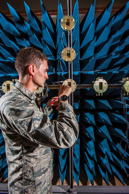 Directed-energy weapons taking big steps forward   Military