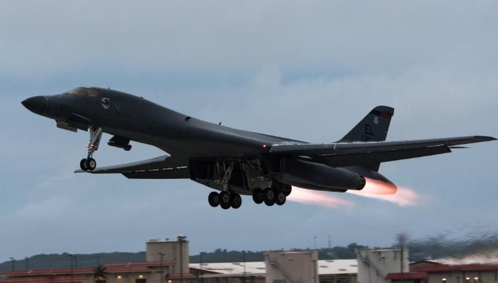 Nuclear Bomber 22 July 2019