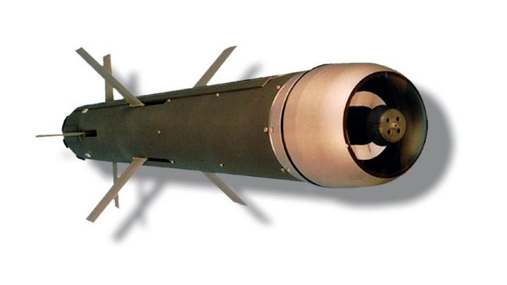 Spike Missile 12 Aug 2019