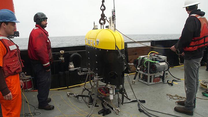 Uuv Deep Diving Hybrid Military Aerospace Electronics