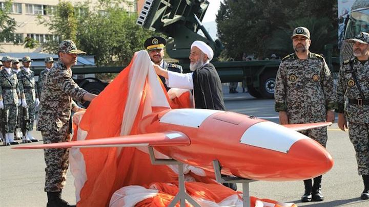 drone Iran UAV   Military & Aerospace Electronics