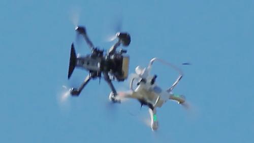 Attack Drones 10 Oct 2019