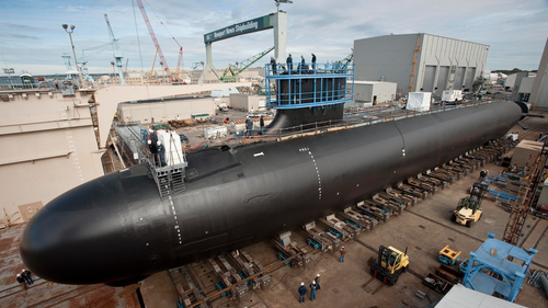Image result for Ohio-class subs