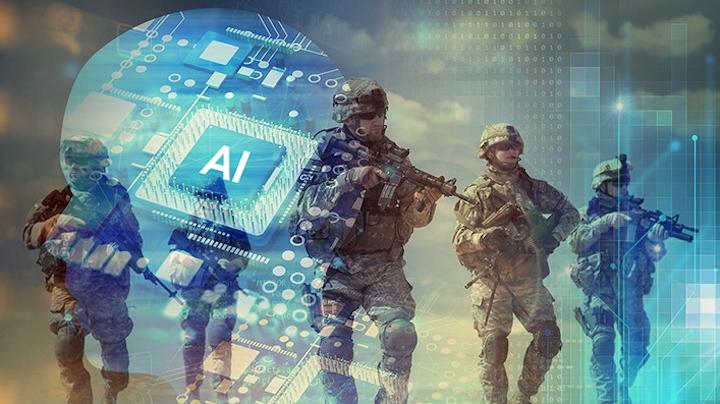 artificial intelligence (AI) warfare communications   Military & Aerospace Electronics