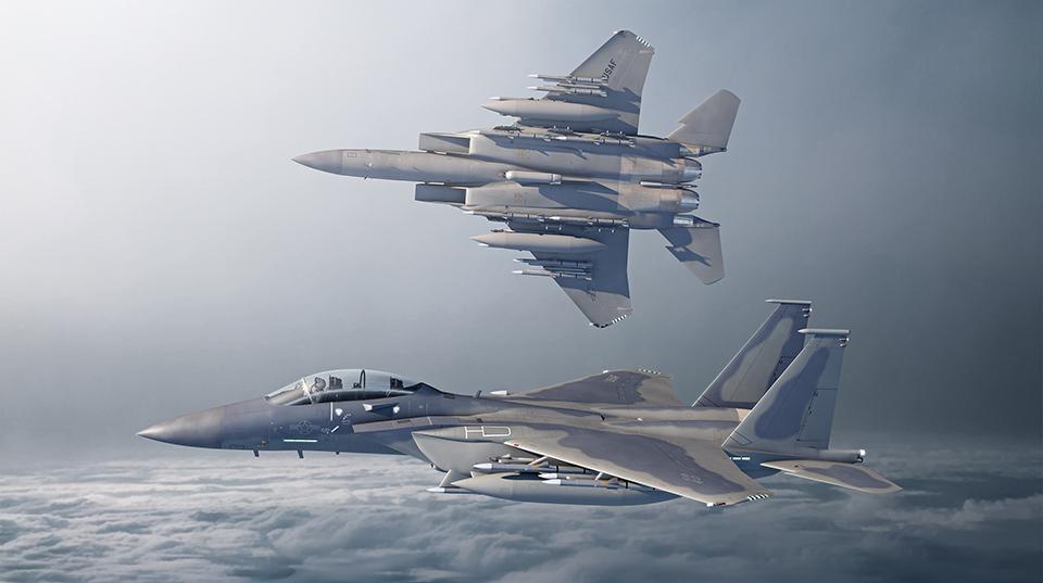 Northrop Grumman To Supply New Electronic Warfare Suite For US F-16 Fleet