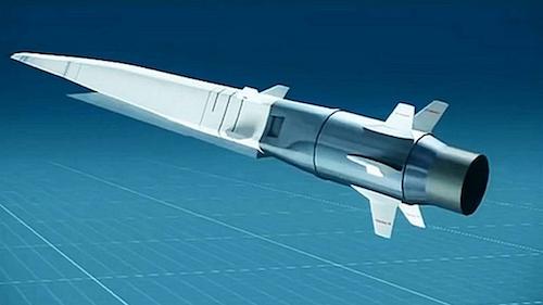 Zircon Hypersonic 6 Oct 2021